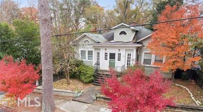 Ansley Park Single Family Home For Sale: 75 Maddox Dr