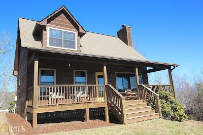 Hiawassee Single Family Home For Sale: 1302 Tipton Heights