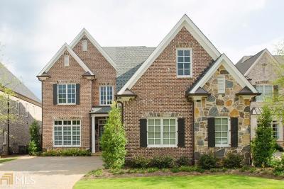 Marietta Single Family Home For Sale: 4544 Oakside Pt