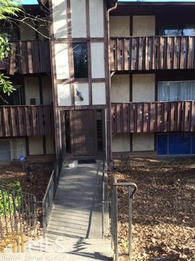 Fulton County Condo/Townhouse For Sale: 1305 Camelot