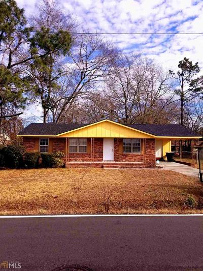 Statesboro Single Family Home For Sale: 108 Hendrix St