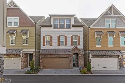 Smyrna Single Family Home For Sale: 232 Dellwood