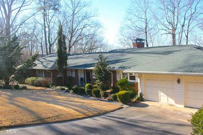 Buckhead Single Family Home For Sale: 5080 Riverview