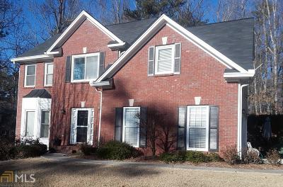 Roswell Rental For Rent: 1655 River Oak Dr