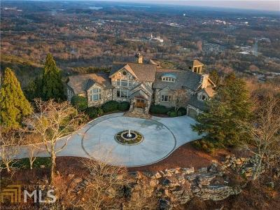 Barrow County, Gwinnett County, Hall County, Forsyth County, Newton County, Walton County Single Family Home For Sale: 1 Cunningham Pt