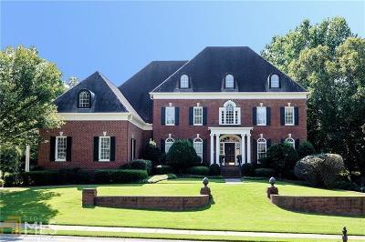 Marietta Single Family Home For Sale: 447 Langley Oaks Dr