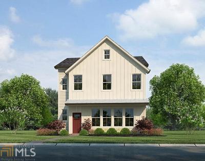 Decatur Single Family Home For Sale: 2057 Garden Cir