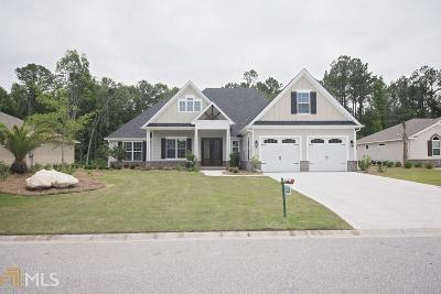 Kingsland GA Single Family Home For Sale: $399,900