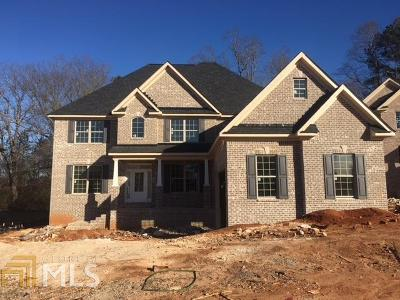 McDonough Single Family Home For Sale: 252 Langshire Dr