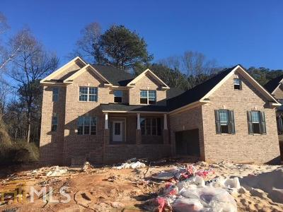 McDonough Single Family Home For Sale: 248 Langshire Dr
