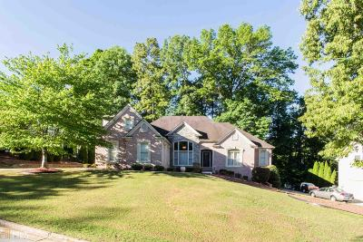 Stone Mountain Single Family Home Under Contract: 6857 Glen Cove Ln #530