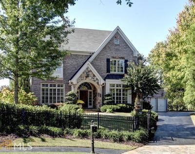 Marietta Single Family Home For Sale: 2974 Windstone Cir