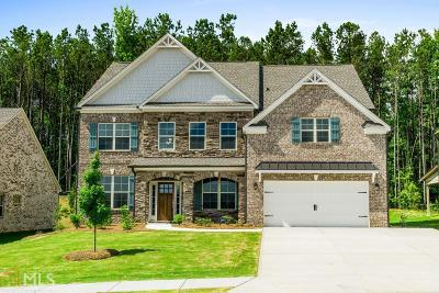 Suwanee Single Family Home For Sale: 4491 Woodward Walk Ln