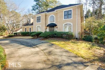 Sandy Springs Single Family Home For Sale: 355 Kelson Dr