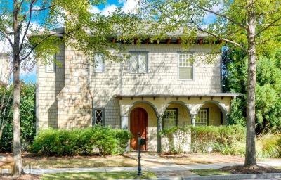 Smyrna Single Family Home For Sale: 611 Concord Lake Cir