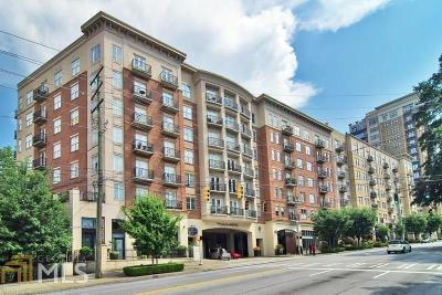 The Aramore Condo/Townhouse For Sale: 2255 Peachtree Rd #629