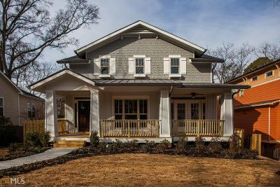 DeKalb County Single Family Home For Sale: 629 2nd Ave