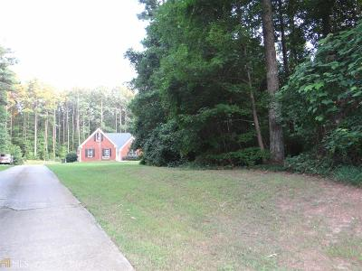 Monroe, Social Circle, Loganville Single Family Home For Sale: 668 Hickory Grove Church Rd