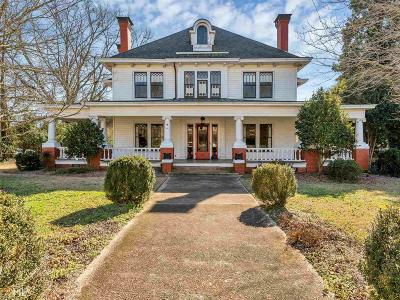 Henry County Single Family Home For Sale: 65 College St