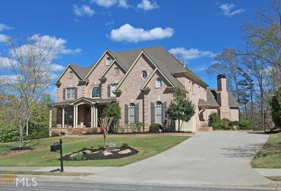 Fulton County Single Family Home For Sale: 1670 Eversedge Dr