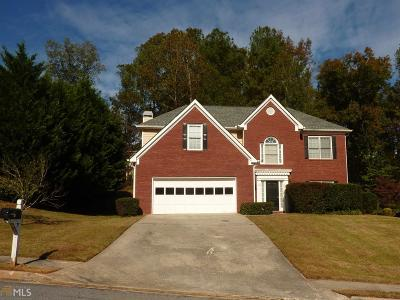 Snellville Single Family Home For Sale: 4491 Saddlebend Tr