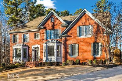 Milton Single Family Home Under Contract: 545 Pennroyal Ln