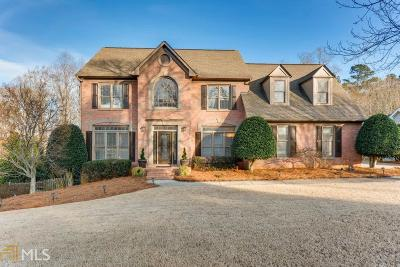 Suwanee Single Family Home For Sale: 927 Lakemere Crest