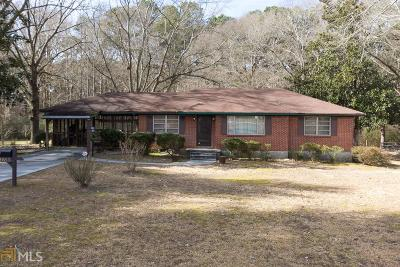 Loganville Single Family Home Under Contract: 2855 Rosebud Rd