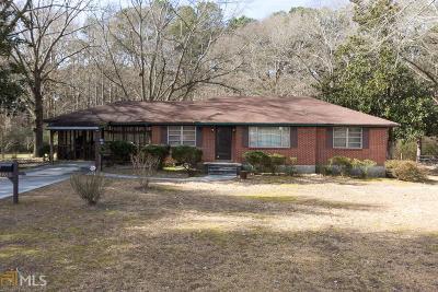 Loganville Single Family Home For Sale: 2855 Rosebud Rd