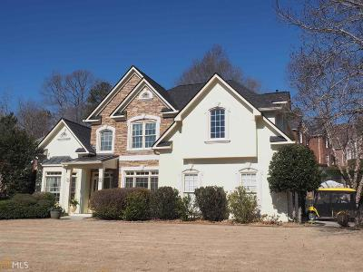 Peachtree City Single Family Home For Sale: 112 Suttons Cv