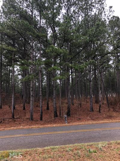 Social Circle Residential Lots & Land For Sale: W Hightower Trl
