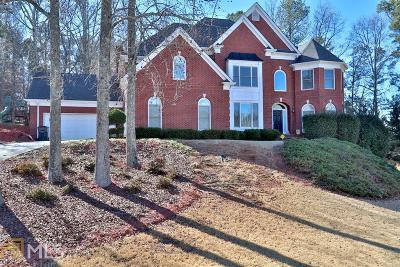Suwanee Single Family Home For Sale: 1116 Hiddenbrook Ln