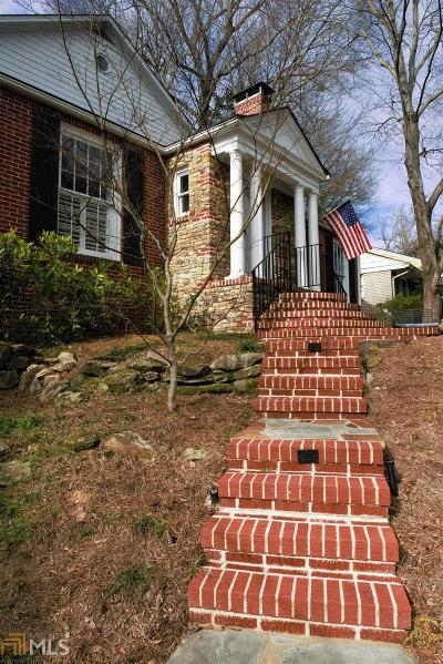Brookwood Hills Single Family Home For Sale: 238 Camden Rd