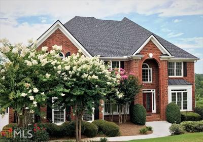 Johns Creek Single Family Home For Sale: 415 Autry Mill Cir