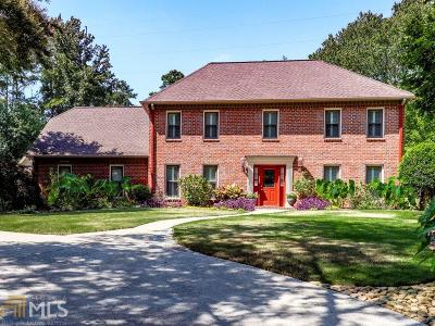 Roswell Single Family Home For Sale: 3357 River Birch Way
