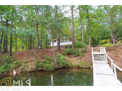 Jackson GA Single Family Home For Sale: $124,900