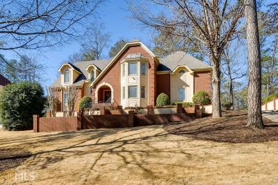 Roswell Single Family Home For Sale: 200 River Bluff Pkwy