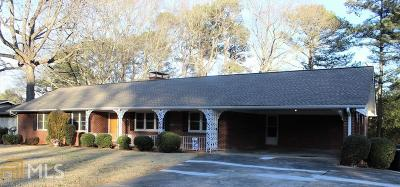 College Park Single Family Home For Sale: 4600 Janice Dr