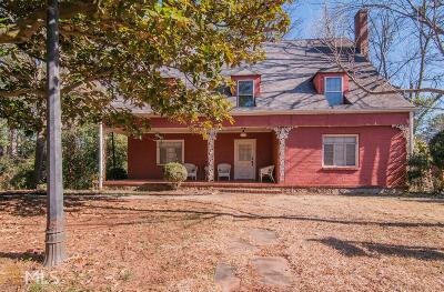 Avondale Estates Single Family Home Under Contract: 98 Clarendon Ave