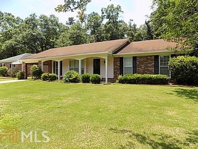 Columbus Single Family Home For Sale: 1911 Dunwoody Dr