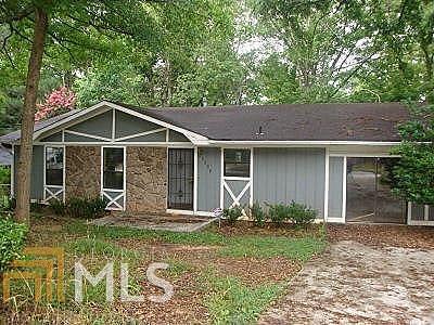 Dekalb County Single Family Home For Sale: 1726 W Austin Rd