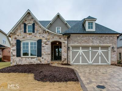 Cumming Single Family Home Under Contract: 2155 Creekstone Point Dr