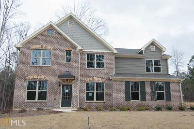 Conyers Single Family Home For Sale: 2762 Saddle Trl
