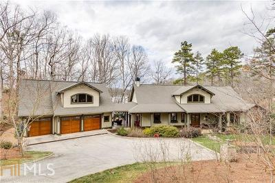 Cumming Single Family Home For Sale: 7970 Robin Rd