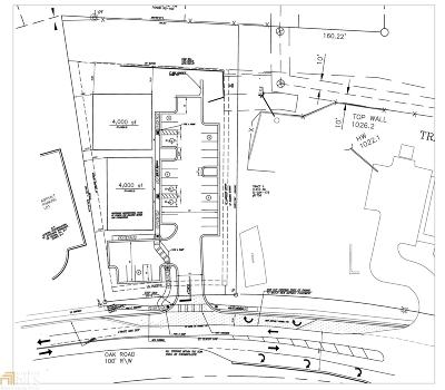 Snellville Residential Lots & Land For Sale: 1736 Oak Rd