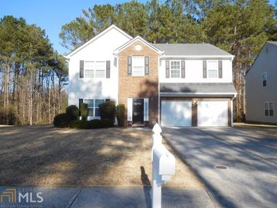 Austell Single Family Home For Sale: 4825 Madison Point Cir