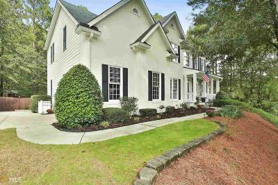 Peachtree City Single Family Home For Sale: 105 Merrywood Ln