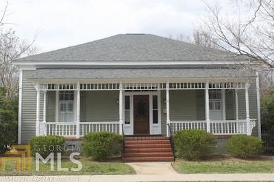Barnesville Single Family Home For Sale: 887 Thomaston St