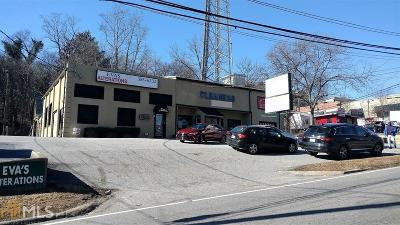 Atlanta Commercial Lease For Lease: 1640 NW Northside Dr #B