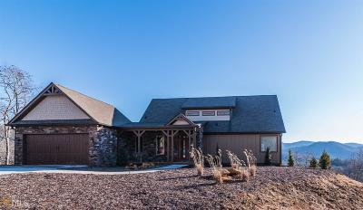 Towns County Single Family Home Under Contract: 7260 Rocky Mountain